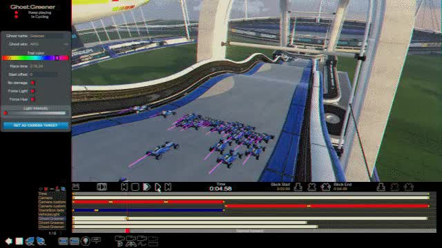 Watch and share Trackmania2 GIFs and Prosteamer GIFs by PROスチーマー on Gfycat