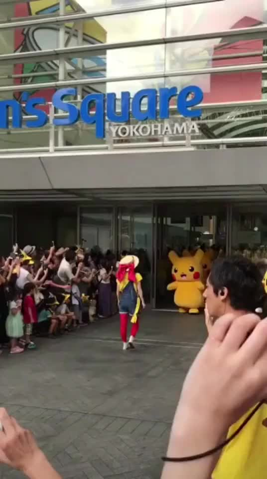 Pikachu army GIFs