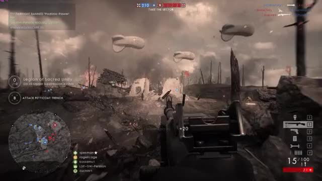 Watch I'M FUCKING DYING GIF by @rage_cage on Gfycat. Discover more Battlefield1, Battlefield_one, Medic GIFs on Gfycat