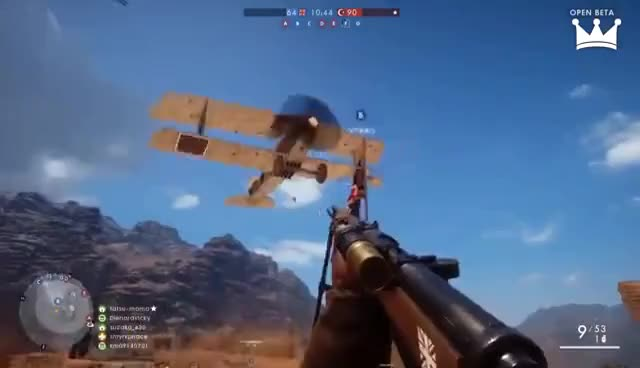 Watch BATTLEFIELD 1 FAIL GIF on Gfycat. Discover more related GIFs on Gfycat