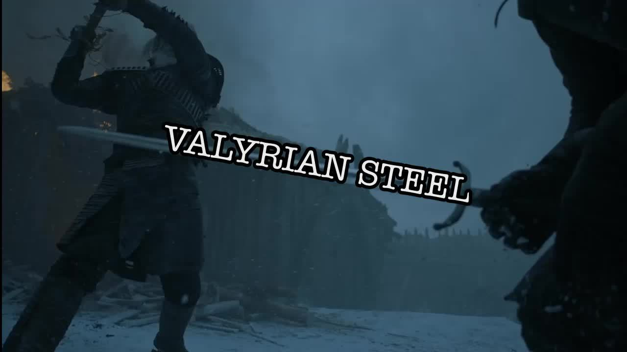 game of thrones, game of thrones memes, gameofthrones, got, got memes, hbo, wakeupsheeple, ICE BEAMS CAN'T MELT VALYRIAN STEEL GIFs