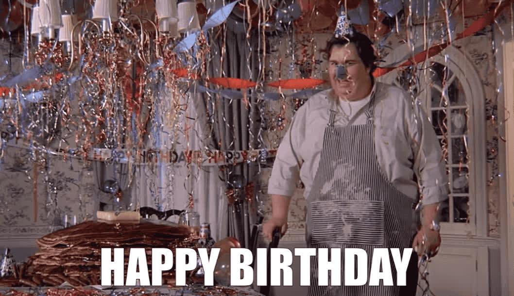 alone, bday, birthday, breakfast, celebrate, celebrating, happy, happy birthday, home, morning, pancakes, tada, woohoo, yay, yeah, HAPPY BIRTHDAY GIFs