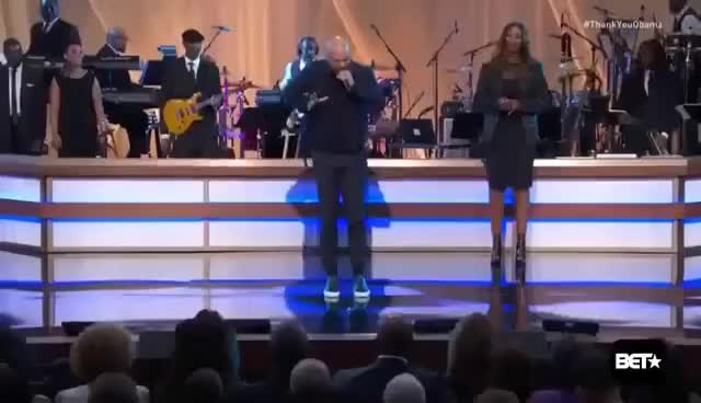 Watch Glory - Common and Yolanda Adams (Obama Celebration) GIF on Gfycat. Discover more related GIFs on Gfycat
