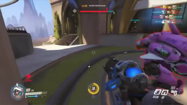 Watch and share Overwatch GIFs by Rixetog on Gfycat