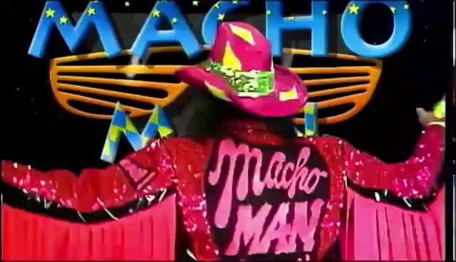 Watch machoman GIF on Gfycat. Discover more machoman GIFs on Gfycat