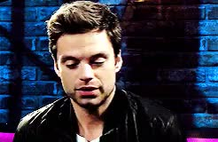 "Watch ""Seriously? In the grocery store some woman just elbowed me  GIF on Gfycat. Discover more // i'm prob gonna go to sleep, Sebastian Stan, but i'm gonna leave you with this crappy starter, enjoy, since timezones, wipstarter GIFs on Gfycat"