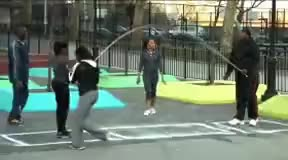 Watch and share Double Dutch GIFs on Gfycat