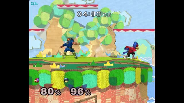 Watch Style GIF by @krohnos on Gfycat. Discover more Falco, Falcon, Knee, Melee, Smash, Style GIFs on Gfycat