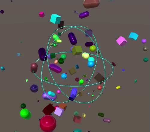 Watch and share Outwards Spawn Movement GIFs by Catlike Coding on Gfycat