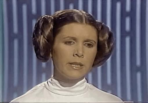 Watch and share Carrie Fisher GIFs by Reactions on Gfycat