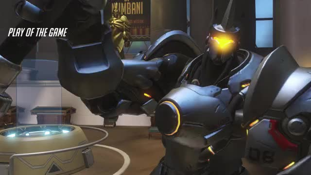 Watch HONOR GIF by @asukasenpai on Gfycat. Discover more overwatch, potg, reinhardt GIFs on Gfycat