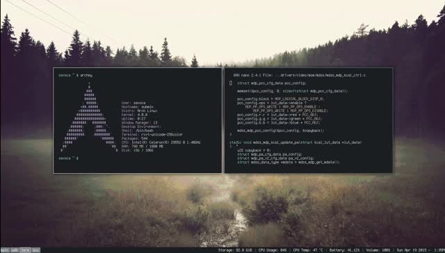 Watch and share Archlinux GIFs on Gfycat