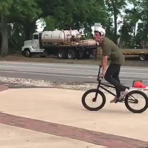 bike, back flip, Backflip GIFs