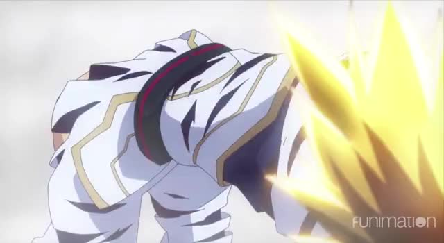 Watch and share High School Dxd Hero GIFs and Anime GIFs by Funimation on Gfycat