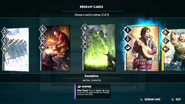 Watch Gwent #01 GIF by @meekhael on Gfycat. Discover more gwent, playua, the wiitcher GIFs on Gfycat