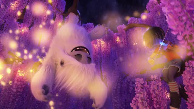 Watch this abominable GIF by DreamWorks Abominable (@abominablemovie) on Gfycat. Discover more abominable, abominable movie, friend, fun, violin, yeti GIFs on Gfycat