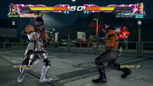 Watch and share Tekken 7 GIFs by Aster0 on Gfycat