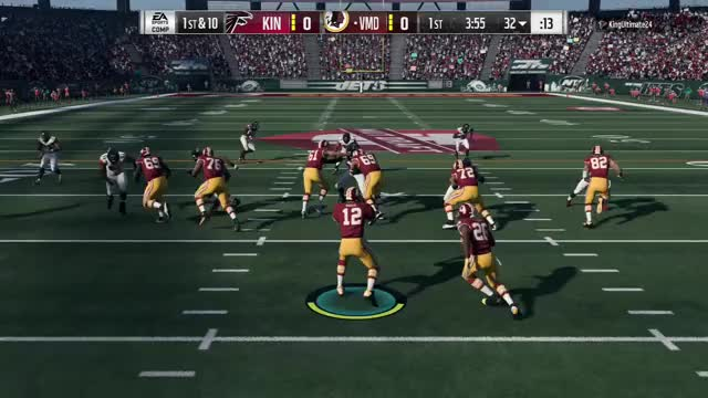 Watch this GIF by Xbox DVR (@xboxdvr) on Gfycat. Discover more ItzHolyReggie, MaddenNFL18, xbox, xbox dvr, xbox one GIFs on Gfycat
