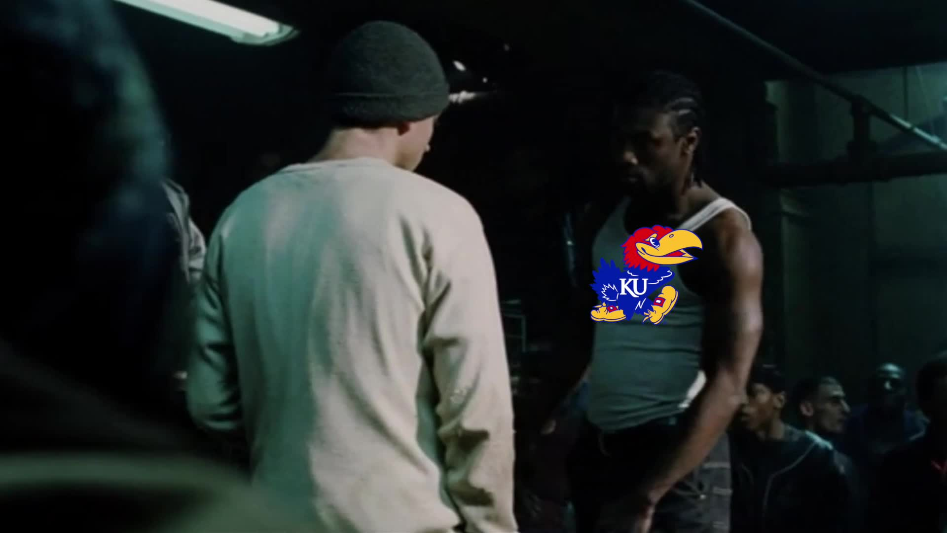 8 Mile, College Basketball, Gif War, K-State, Rap Battle Part 1 GIFs