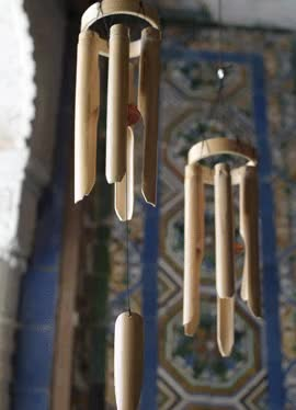 Watch and share Wind Chime GIFs on Gfycat