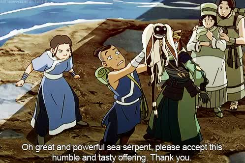 Watch and share Last Airbender GIFs and Sokka's Master GIFs on Gfycat