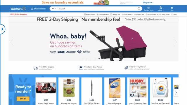 Watch and share Walmart2 GIFs on Gfycat