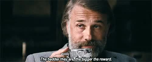 Watch and share Django Unchained GIFs and Christoph Waltz GIFs on Gfycat