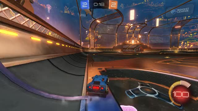Watch and share Rocket League GIFs and Double Touch GIFs by swoopies on Gfycat