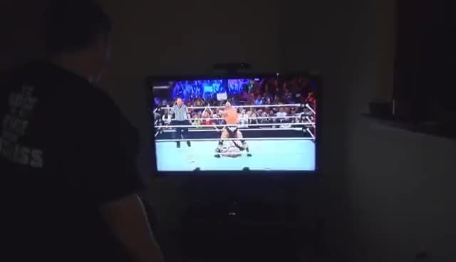 Watch Fat Kid, WWE GIF on Gfycat. Discover more CM Punk, Championship Belt, Fat Kid, Rock, Slam, WWE GIFs on Gfycat