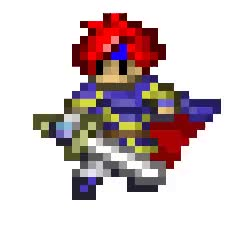 Watch and share Roy Sprite Animated (Fire Emblem Fates-styled) GIFs on Gfycat