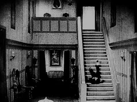 Watch and share Falling Down Stairs Nathan Allen The Maniac Of Magic Comedian Magician Entertainer Entertainment Des Moines Iowa GIFs on Gfycat