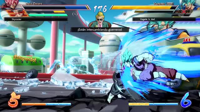 Watch Master Combos GIF by Xbox DVR (@xboxdvr) on Gfycat. Discover more DRAGONBALLFIGHTERZ, skycostr, xbox, xbox dvr, xbox one GIFs on Gfycat