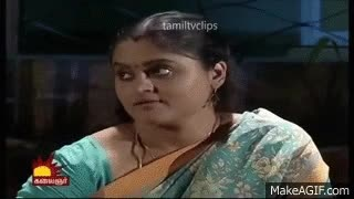 Watch and share Tamil Serial Actress Wide And Fat Ass Show GIFs on Gfycat