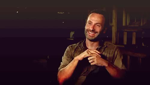 Watch lincoln GIF on Gfycat. Discover more Andrew Lincoln, besties, gifset, halligrimes, onestrikegrimes, prue, rick, the epic duo, the witch and the sheriff GIFs on Gfycat