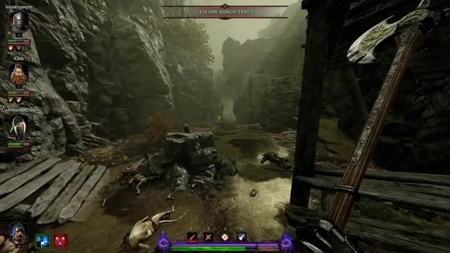 Watch and share Warhammer GIFs and Kruber GIFs on Gfycat