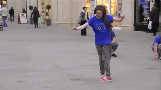 Watch and share Танец, Танцы, Gif, Девушка GIFs on Gfycat