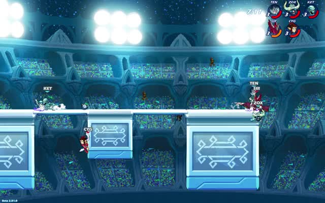 Watch and share Brawlhalla GIFs by arielle f. on Gfycat