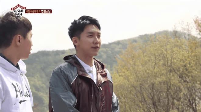 Lee Seung Gi hoá Ngộ Không phiên bản đời thực: Đại náo cả khu chùa cùng dàn mỹ nam