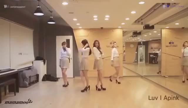 Watch and share Mamamoo (마마무) - The Queen Of KPOP Covers GIFs on Gfycat