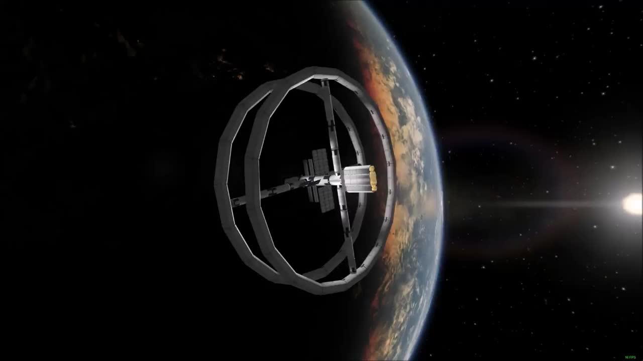 KerbalSpaceProgram, Station Test - Kerbal Space Program GIFs