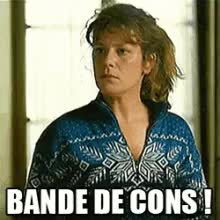 Watch BANDE DE CONS ! GIF on Gfycat. Discover more related GIFs on Gfycat