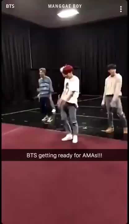 Watch and share Road To The AMAs BTS [방탄소년단 현장 뒤에서] Snapchat Behind The Scenes GIFs by Koreaboo on Gfycat