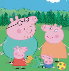 Watch and share Peppa Pig Family GIFs on Gfycat