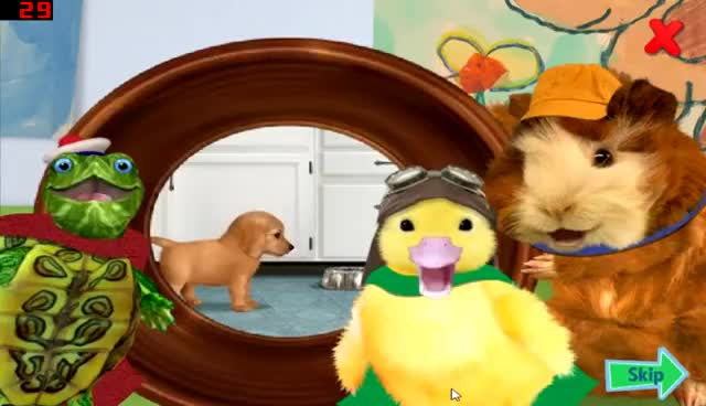 Wonder Pets Save The Puppy Full Game For Kids Gif Find Make
