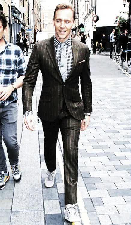 Watch Tom Hiddleston GIF by Reaction GIFs (@sypher0115) on Gfycat. Discover more Loki, TomHiddleston, celeb_gifs GIFs on Gfycat
