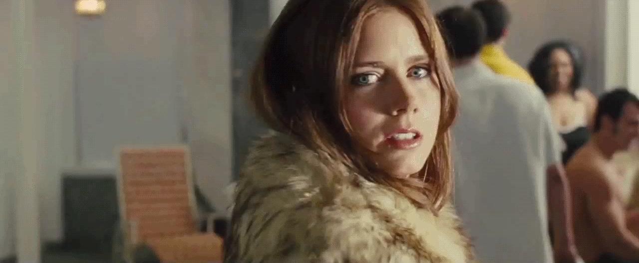 AmericanHustle, amyadams, celeb_redheads, Amy Adams American Hustle GIFs