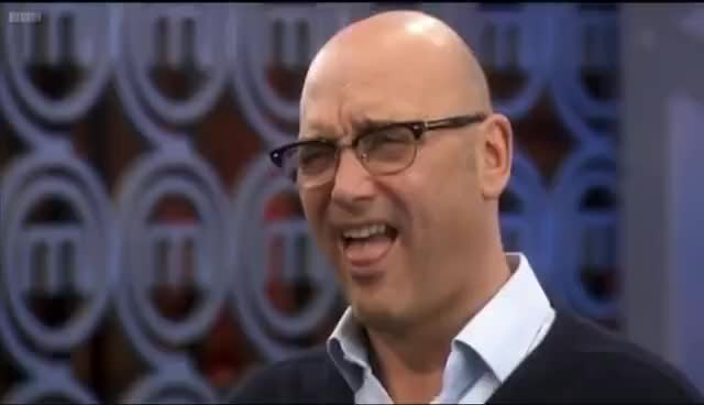 Watch and share The Many Faces Of Gregg Wallace GIFs on Gfycat