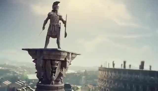 Watch and share ROMA INVICTA GIFs on Gfycat