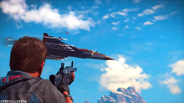 Watch Just Cause 3 Gameplay - Combat , Chaos & Big Explosions HD PC GIF on Gfycat. Discover more related GIFs on Gfycat