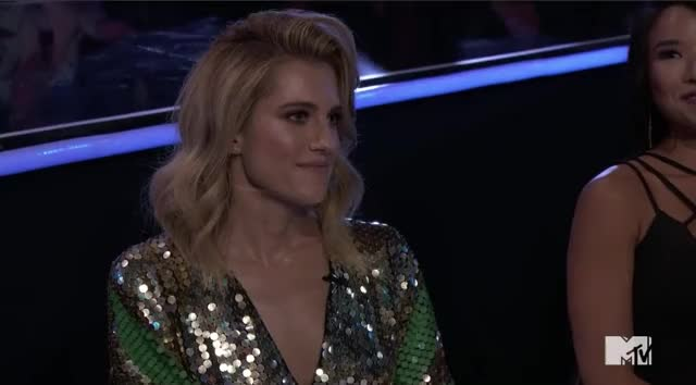 Watch this mtv awards 2017 GIF by GIF Reactions (@visualecho) on Gfycat. Discover more Allison Williams, AllisonWilliams, MTV Awards, MTV Awards 2017, MTVAwards, MTVAwards2017 GIFs on Gfycat